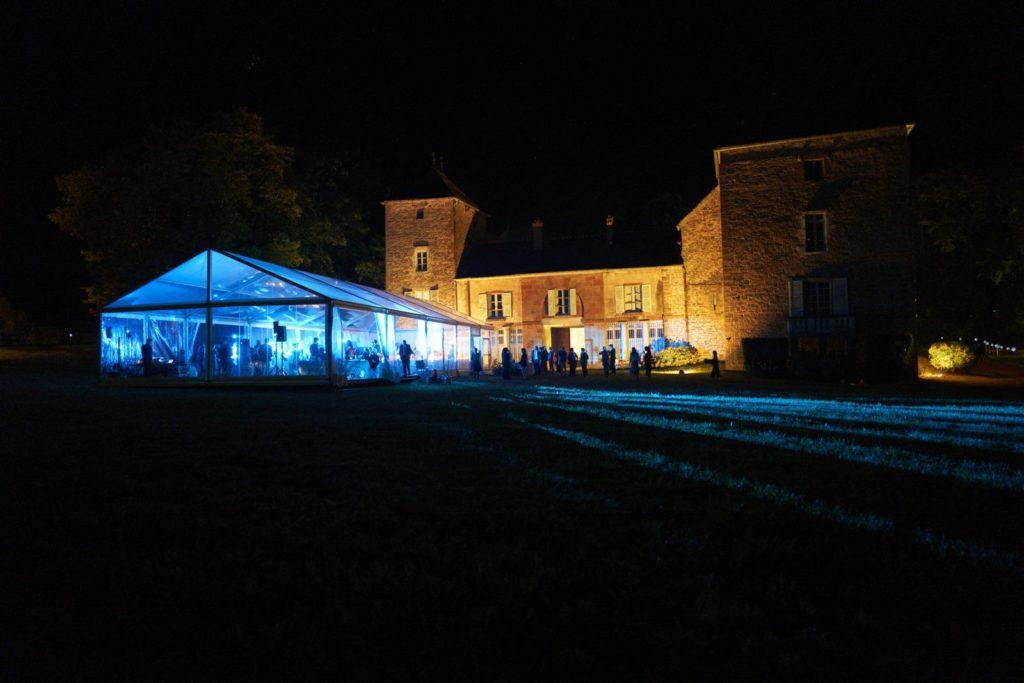 Château de Montigny les Arsures