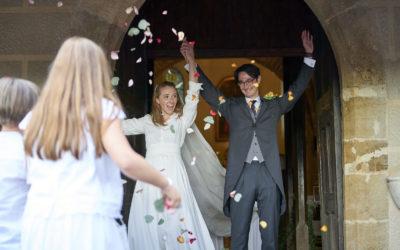 Mariage d'Anne-Charlotte & d'Édouard